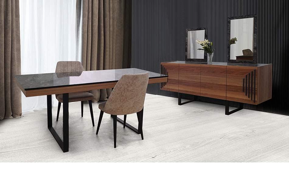 inegöl mobilya Granit Yemek Odası Takımı