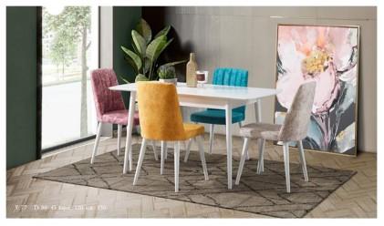 Bodrum 3 Mutfak Masası