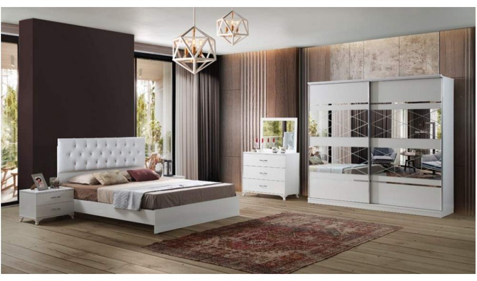 inegöl mobilya Defne Yatak Odası Takımı