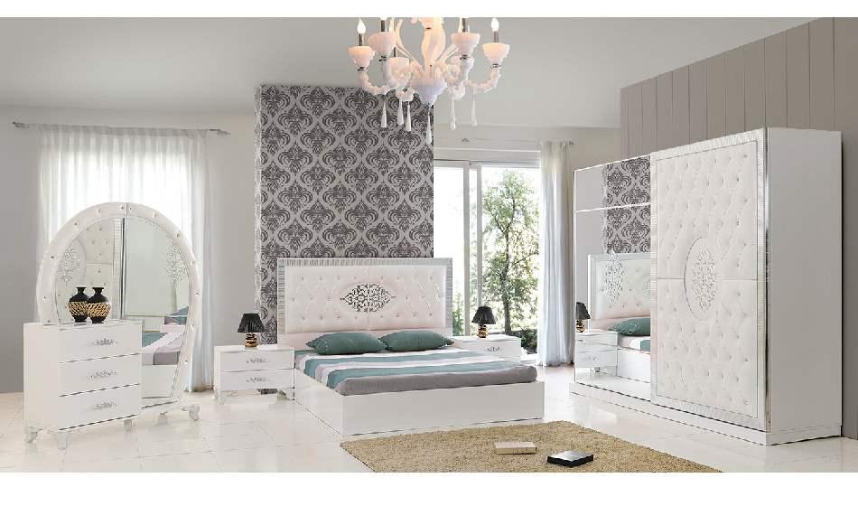 inegöl mobilya Kristal Yatak Odası Takımı