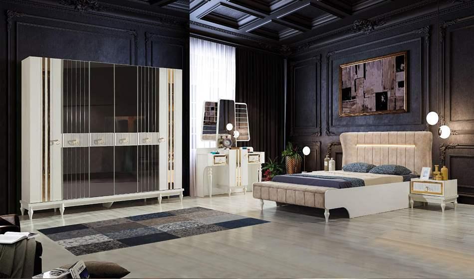 inegöl mobilya Gloria Yatak Odası Takımı