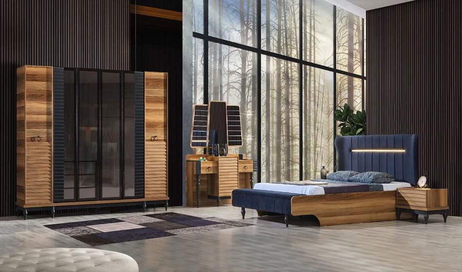 inegöl mobilya Okyanus Yatak Odası Takımı