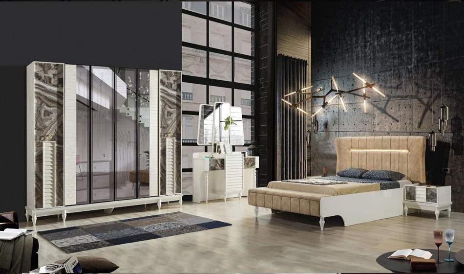 inegöl mobilya Rustik Yatak Odası Takımı
