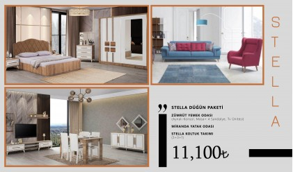Stella Düğün Paketi