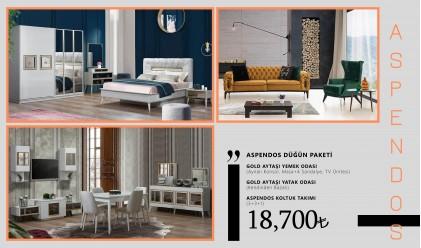 Aspendos Düğün Paketi