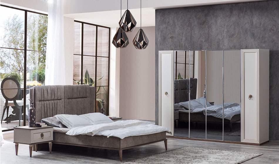 inegöl mobilya Alin Yatak Odası Takımı