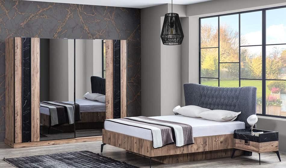 inegöl mobilya Begonya Yatak Odası Takımı