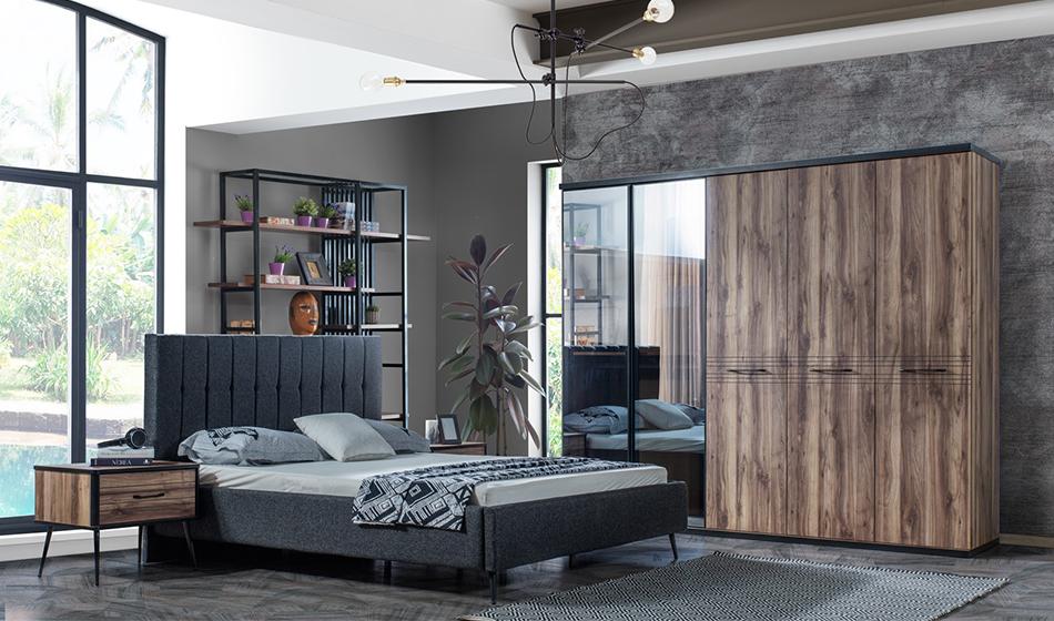 inegöl mobilya Kani Yatak Odası Takımı