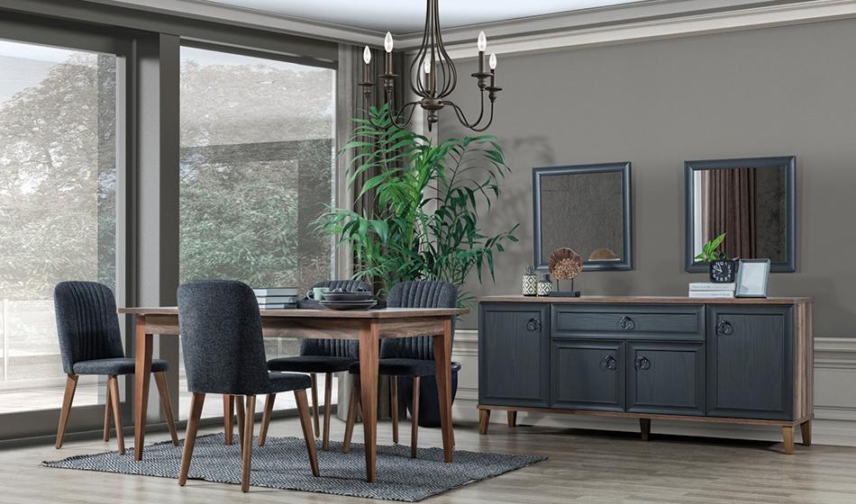 inegöl mobilya Melis Yemek Odası Takımı