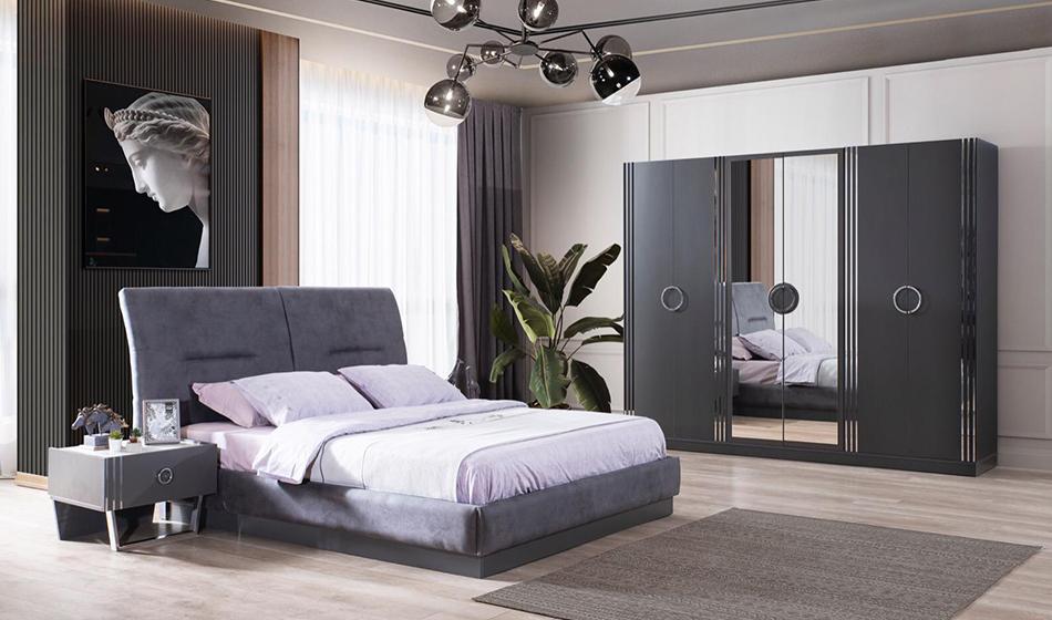 inegöl mobilya Polo Yatak Odası Takımı