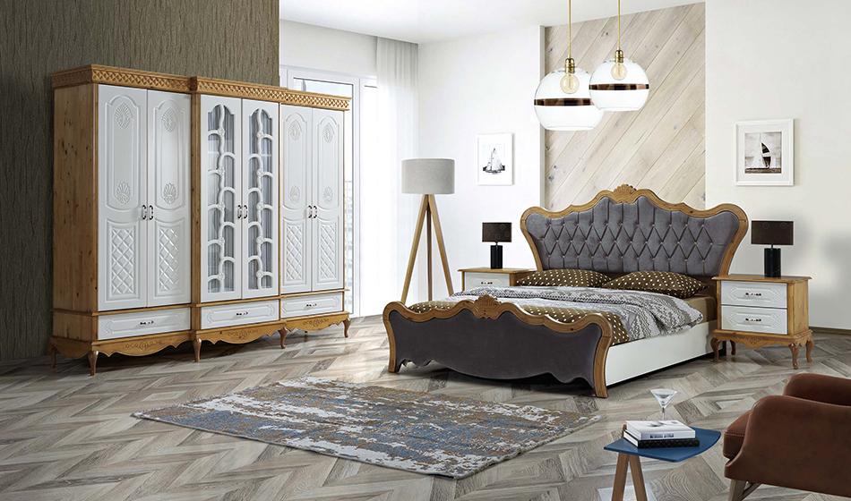 inegöl mobilya Gözde Yatak Odası Takımı