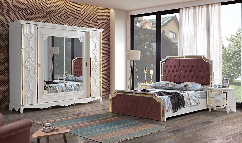 inegöl mobilya Hayal Yatak Odası Takımı 2