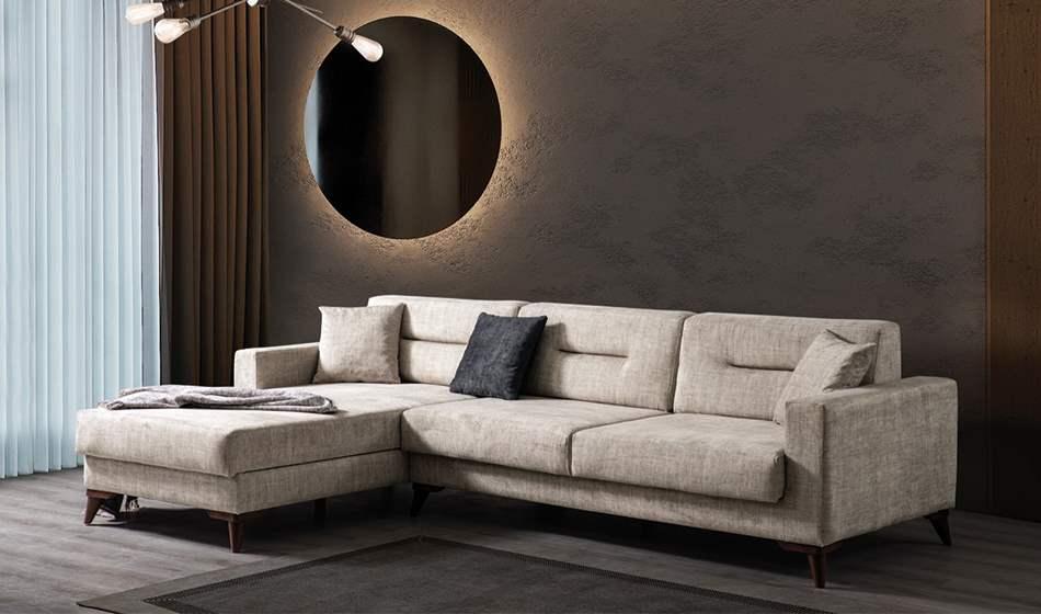inegöl mobilya Arte Köşe Koltuk Takımı