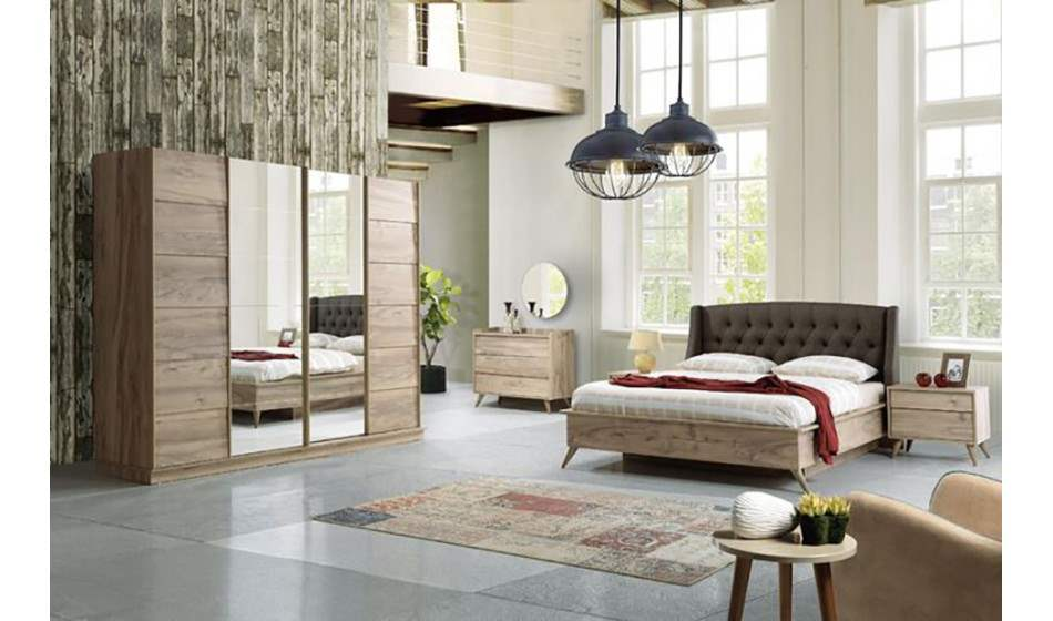 inegöl mobilya Armoni Yatak Odası Takımı