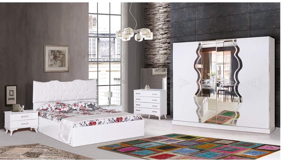 inegöl mobilya Beyza Yatak Odası Takımı