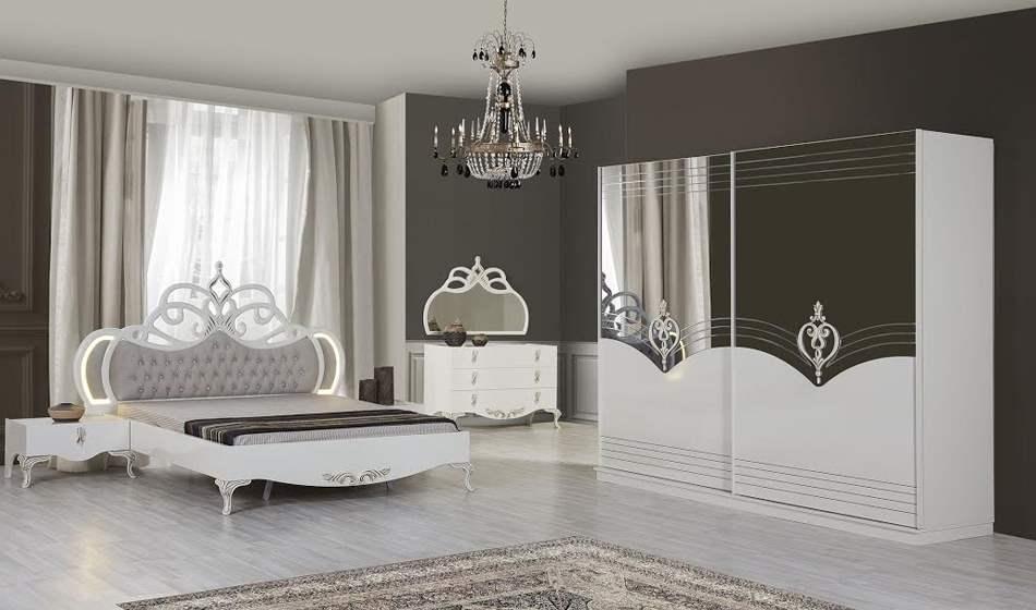 inegöl mobilya Şehzade Yatak Odası Takımı