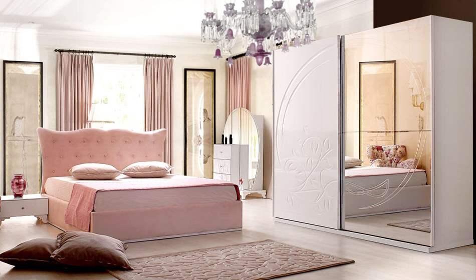 inegöl mobilya Ekim Yatak Odası Takımı