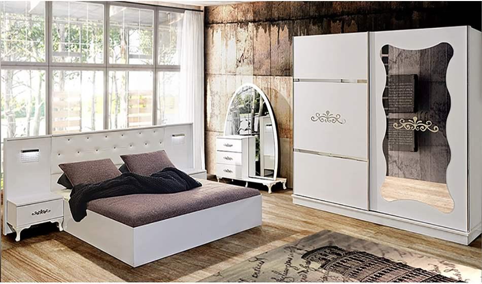 inegöl mobilya Linda Yatak Odası Takımı