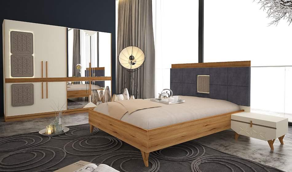 inegöl mobilya Nirvana Yatak Odası Takımı