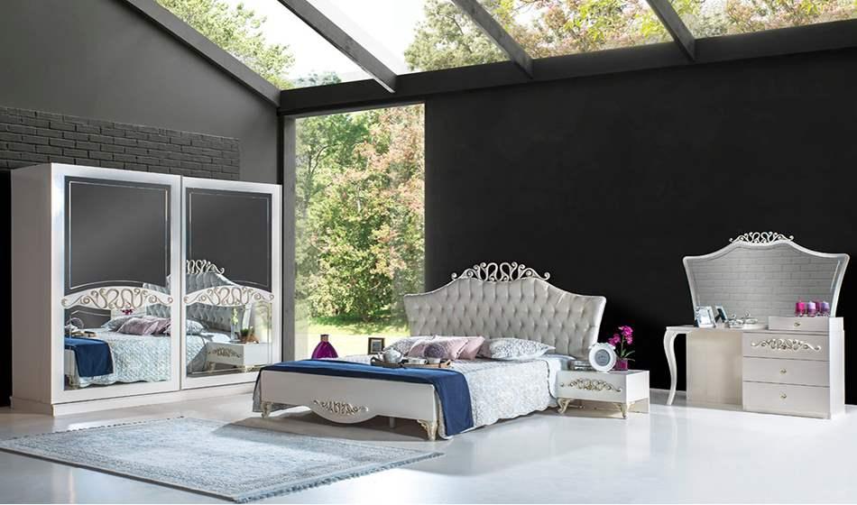 inegöl mobilya Taç Yatak Odası Takımı