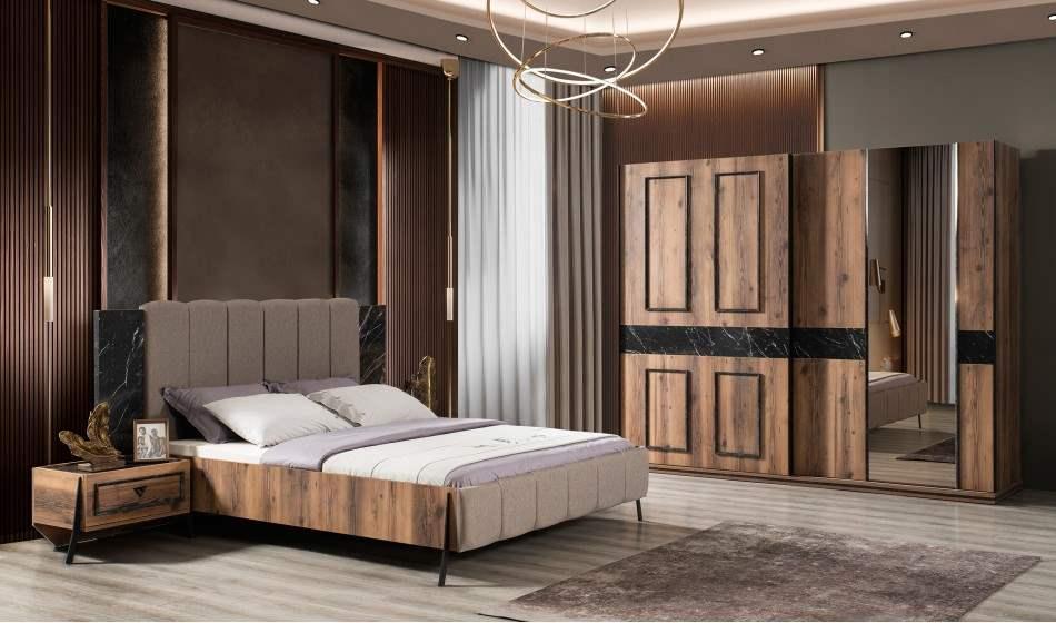 inegöl mobilya Tarz 2 Yatak Odası Takımı