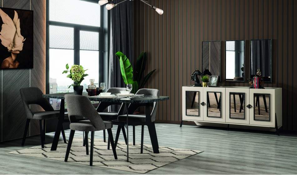 inegöl mobilya Tarz Yaşam Odası