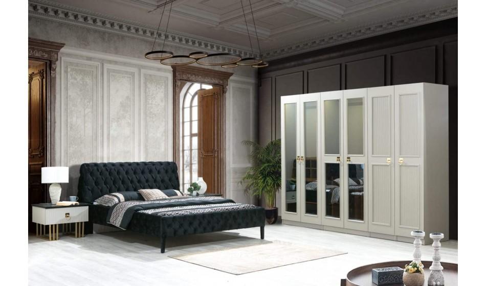 inegöl mobilya İstanbul Modern Yatak Odası Takımı