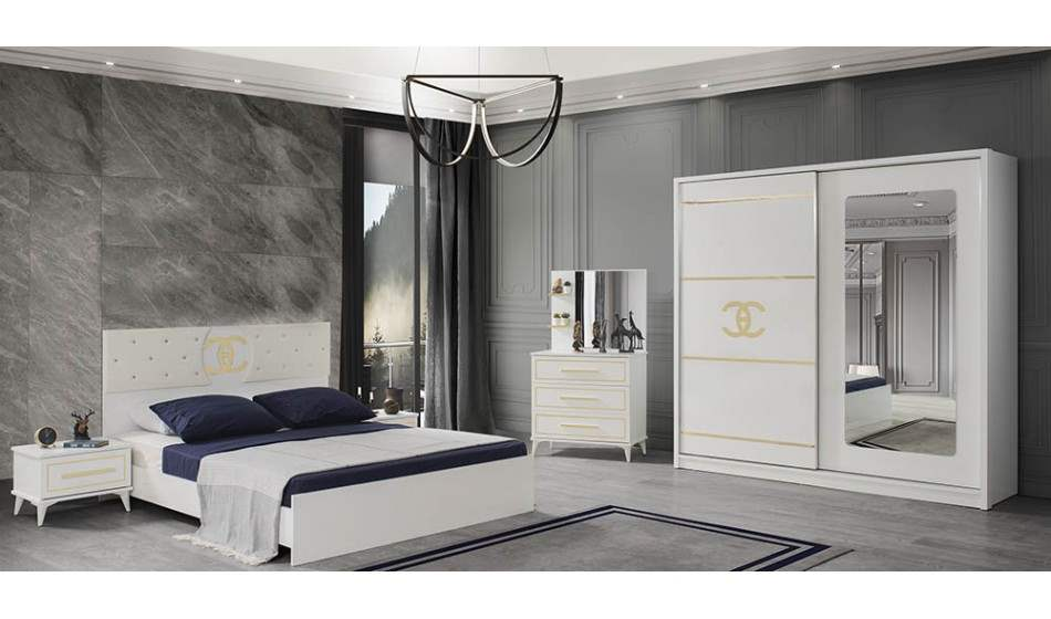 inegöl mobilya Chanel Yatak Odası Takımı