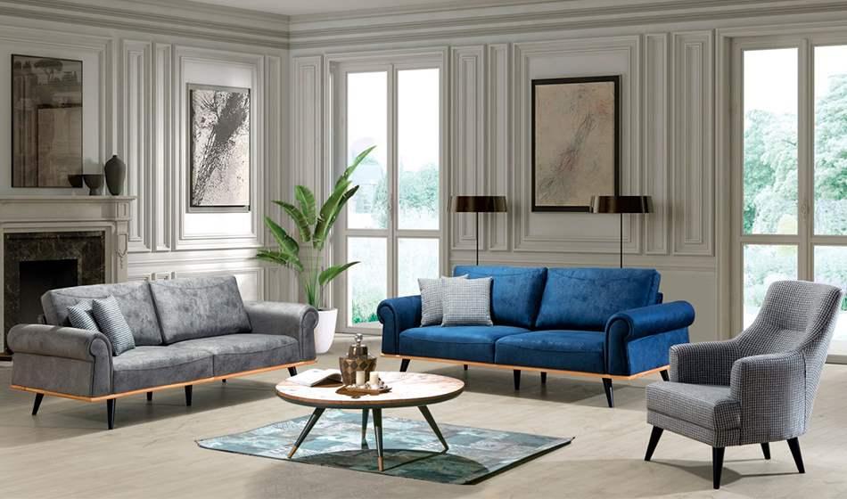 inegöl mobilya Diana Koltuk Takımı 3+3+1
