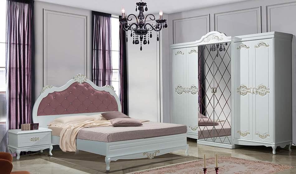 inegöl mobilya Hayal Country Yatak Odası Takımı