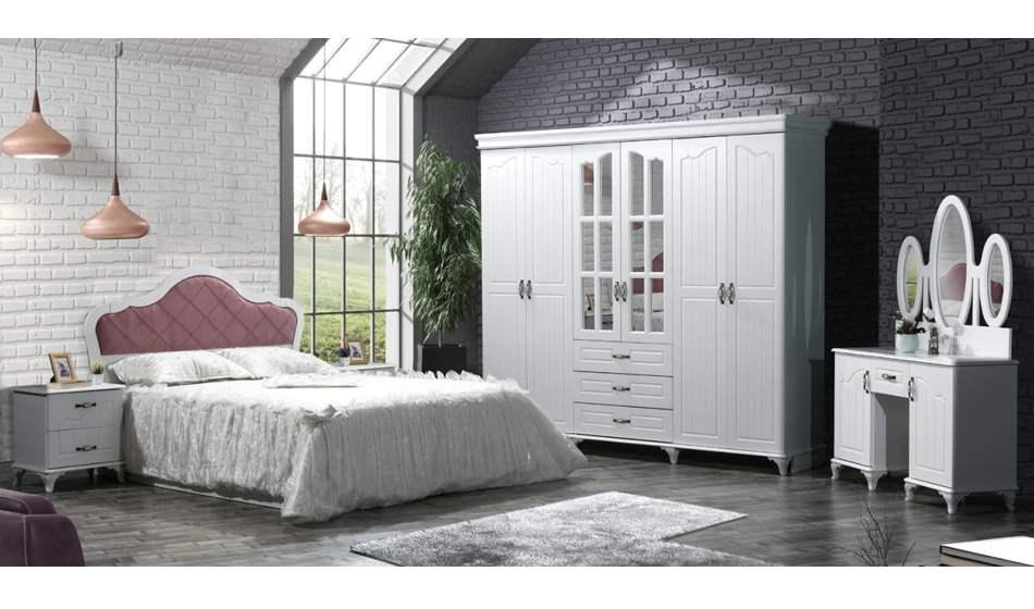 inegöl mobilya Asil Country Yatak Odası Takımı