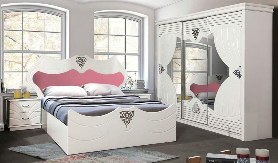 inegöl mobilya Aslı Yatak Odası Takımı
