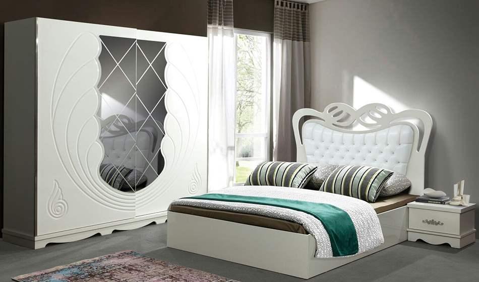 inegöl mobilya Berrak Country Yatak Odası Takımı