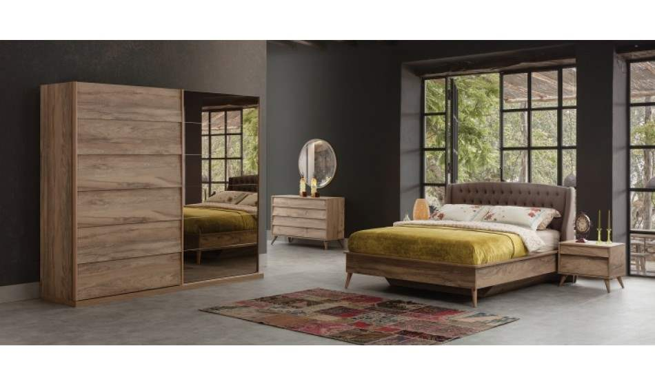 inegöl mobilya Emir Yatak Odası Takımı