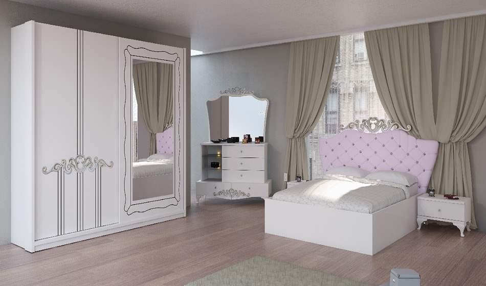 inegöl mobilya Clasis Yatak Odası Takımı