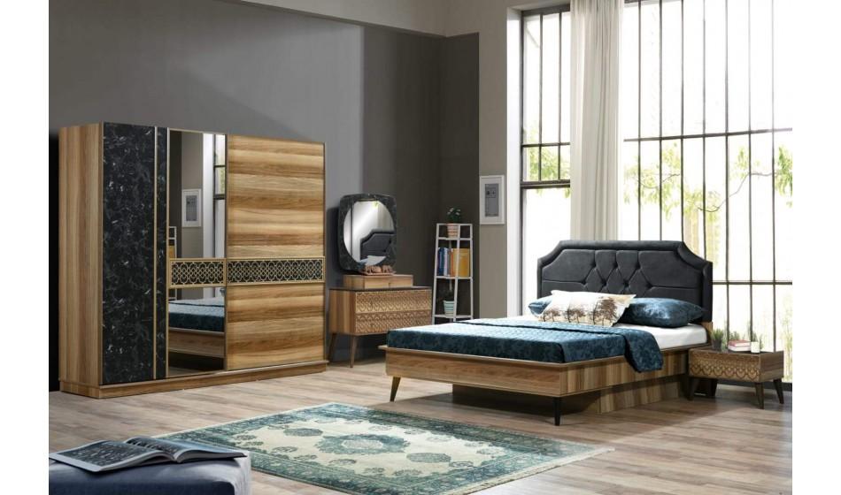 inegöl mobilya Bergama Yatak Odası Takımı