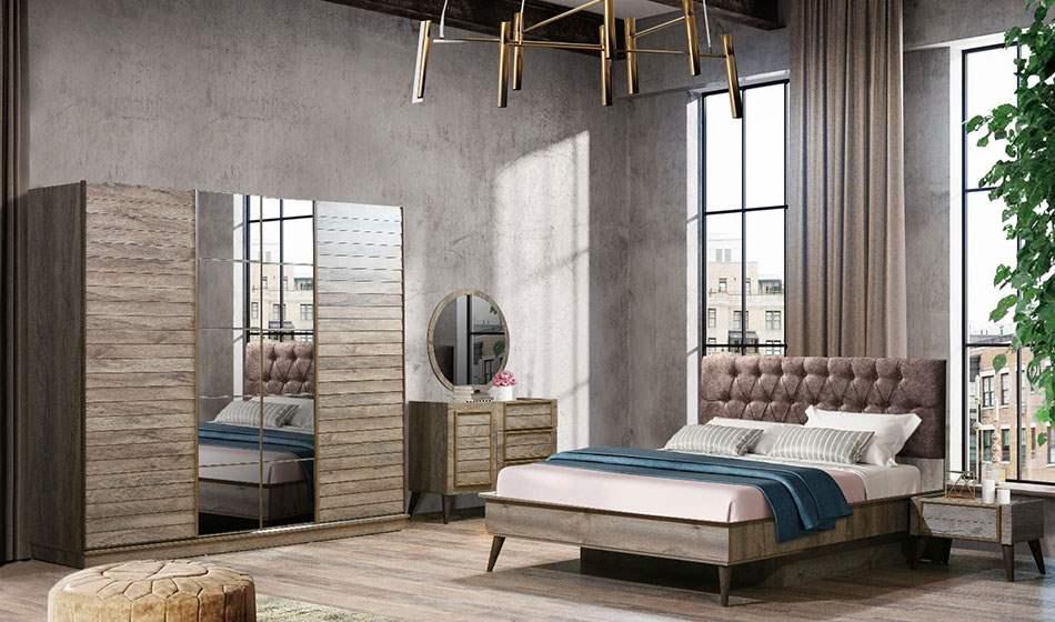 inegöl mobilya Beykoz Yatak Odası Takımı