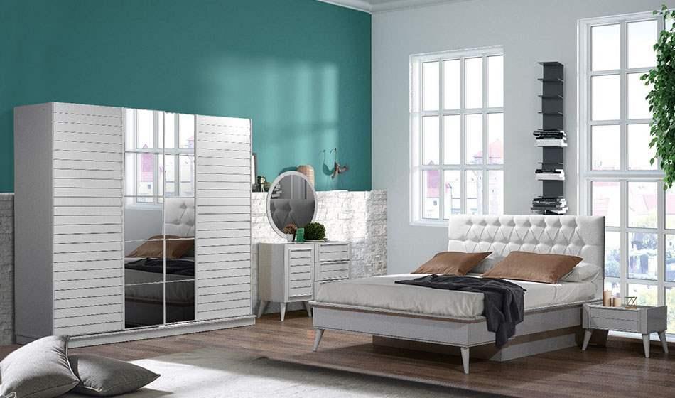 inegöl mobilya Beykoz Aytaşı Yatak Odası Takımı