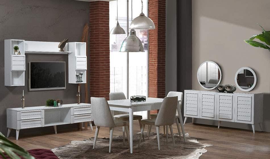 inegöl mobilya Beykoz Yemek Odası Takımı