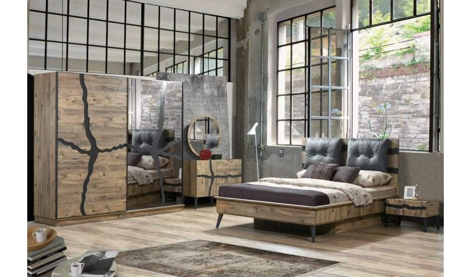 inegöl mobilya Delta Yatak Odası Takımı
