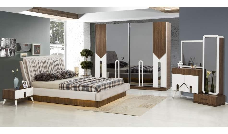 inegöl mobilya Hayal Yatak Odası Takımı(Ceviz)