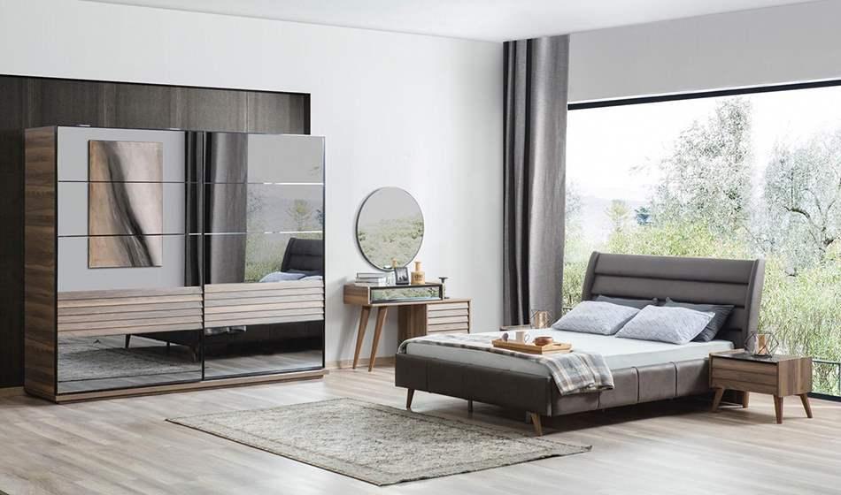 inegöl mobilya Klas Yatak Odası Takımı