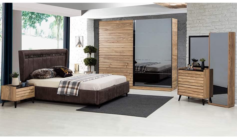 inegöl mobilya Prada Yatak Odası Takımı