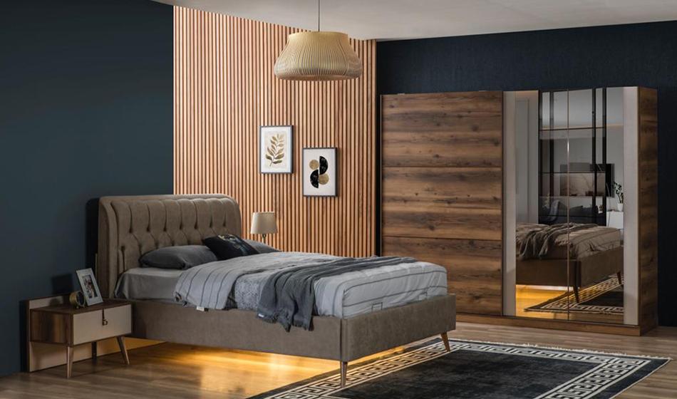 inegöl mobilya Zen Yatak Odası Takımı 2