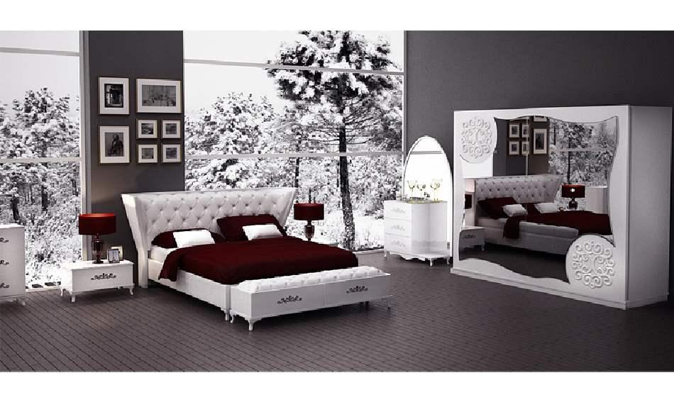 inegöl mobilya Harlem Yatak Odası Takımı
