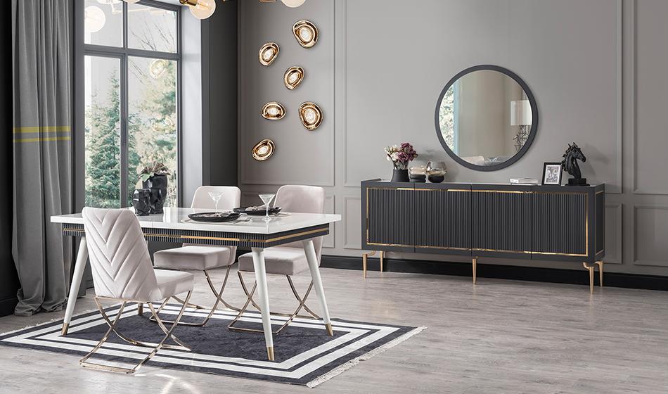 inegöl mobilya Sofia Yaşam Odası
