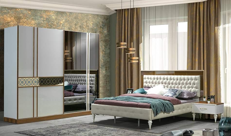 inegöl mobilya Alize Yatak Odası Takımı