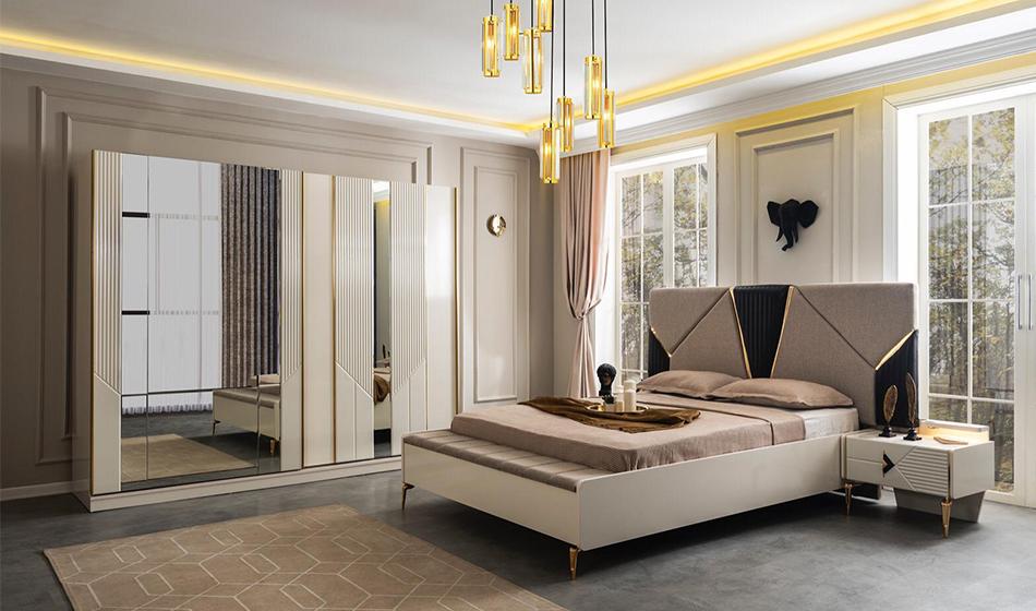 inegöl mobilya Eylül Yatak Odası Takımı