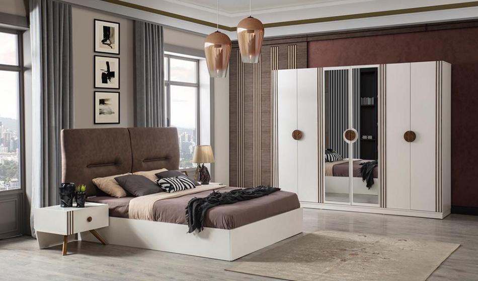 inegöl mobilya Sedef Yatak Odasi Takımı