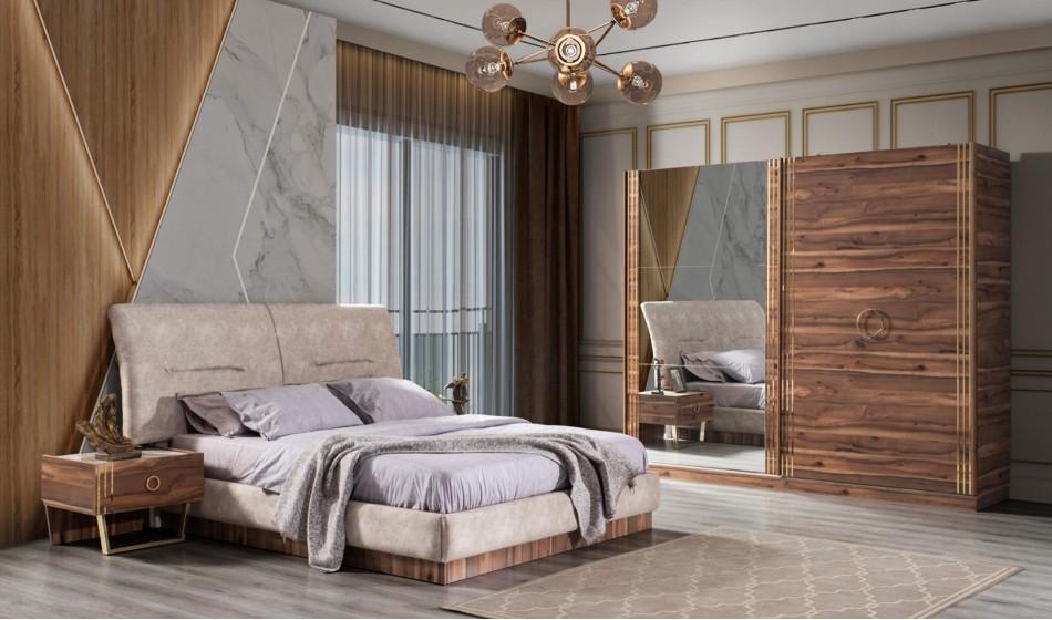 inegöl mobilya Karnaval Yatak Odasi Takımı